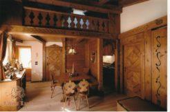 Appartamento in splendido chalet vicino Cortina