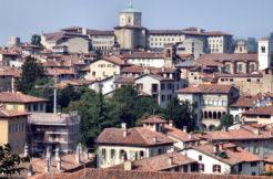 Attico in elegante villa con parco Bergamo