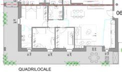 Quadrilocale in classe A Bergamo