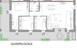 Ampio Quadrilocale in nuovo edificio Bergamo