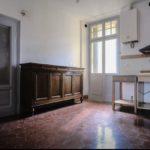 Bergamo centro vendesi signorile trilocale ultimo piano