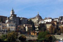 Affittasi splendido attico in centro Bergamo