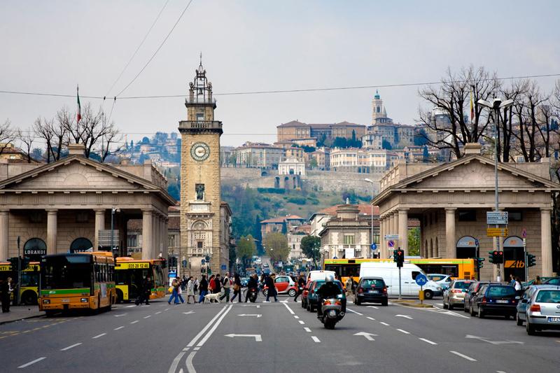 Appartamento in centro Bergamo di 60 mq