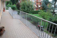 Conca D'Oro quadrilocale in signorile palazzina