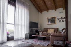 Splendido attico a Lallio