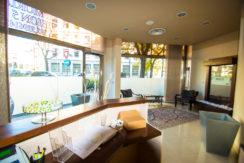 Ampio negozio o ristorazione in Bergamo centralissima
