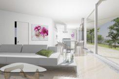 Longuelo Trilocale in Villa di nuova costruzione