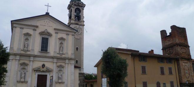Bilocale centro Treviolo