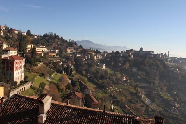 Prestigiosa villa sui colli di Bergamo