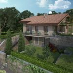 Nuova villa nel centro di Scanzorosciate