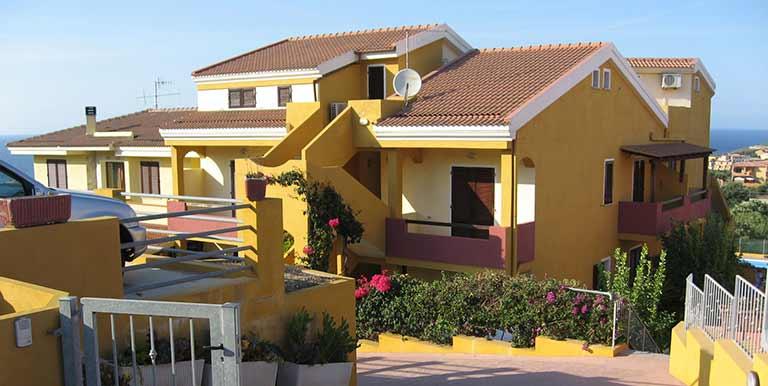 Splendidi appartamenti fronte mare a Castelsardo in Sardegna