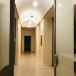 Bergamo prestigioso appartamento in immobile Liberty