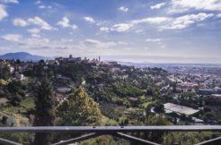 Splendido trilocale sui colli di Bergamo.