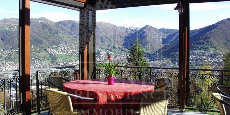 Splendido albergo Val Seriana