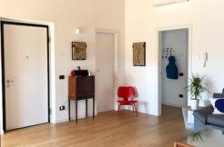 Attico in centro Bergamo in affitto
