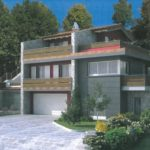 Palazzago, splendida villa bifamiliare