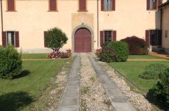 Signorile abitazione in castello medioevale