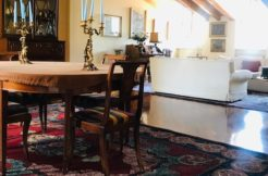 Splendido attico nel borgo pignolo