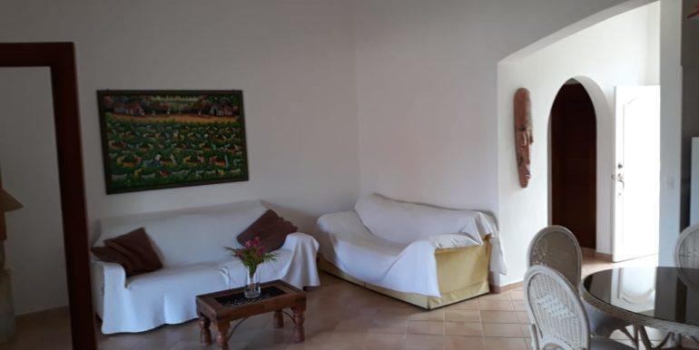 sala de estar 2° nivel