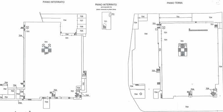 Centro Bergamo immobile commerciale
