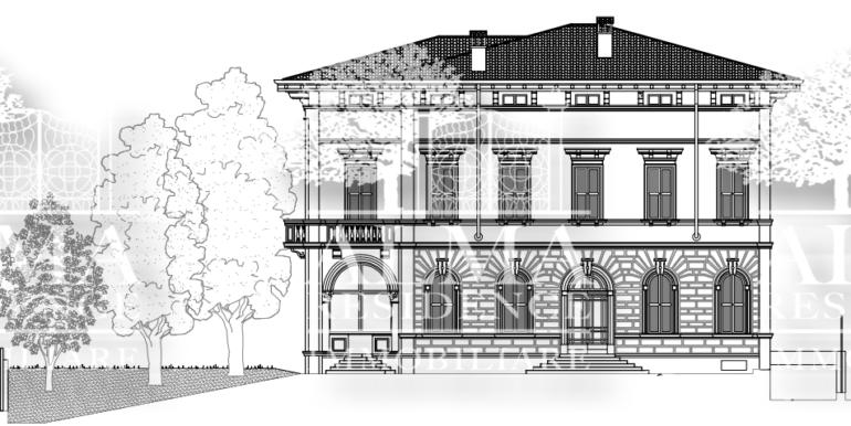 Storica villa Centro Bergamo