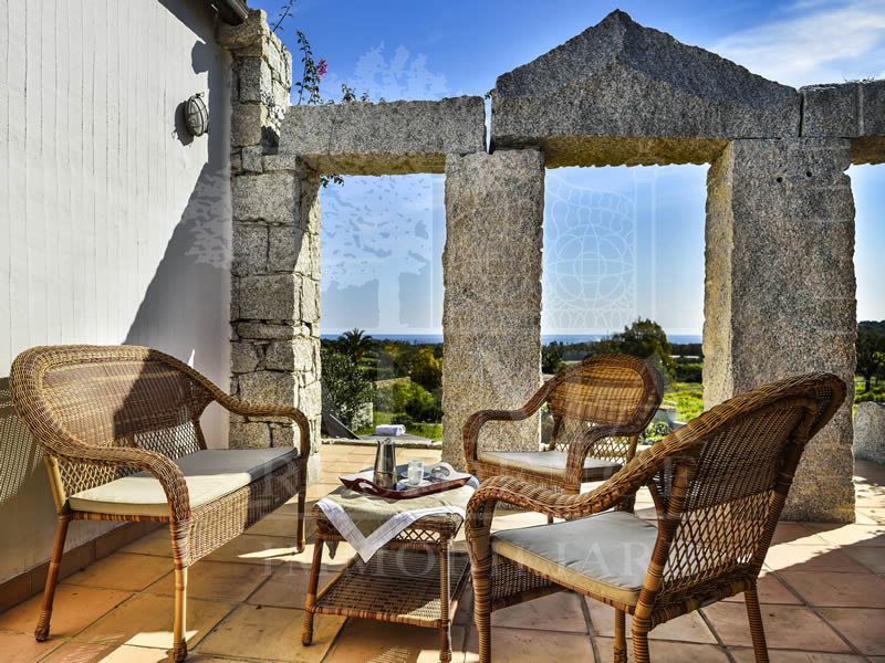 Ville in residence nel sud della Sardegna
