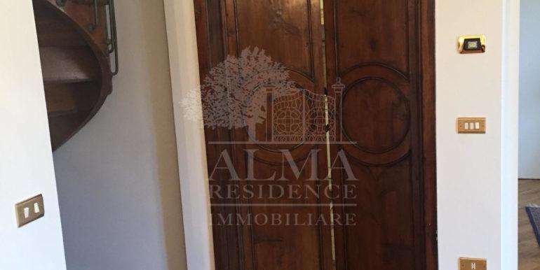 Bergamo Centro, trilocale in palazzo liberty11