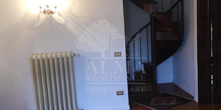 Bergamo Centro, trilocale in palazzo liberty2