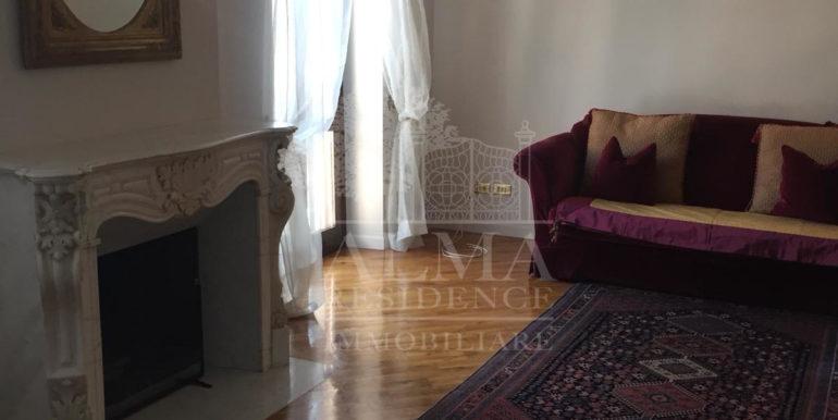 Bergamo Centro, trilocale in palazzo liberty7