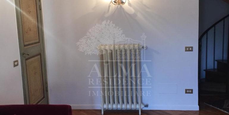 Bergamo Centro, trilocale in palazzo liberty8