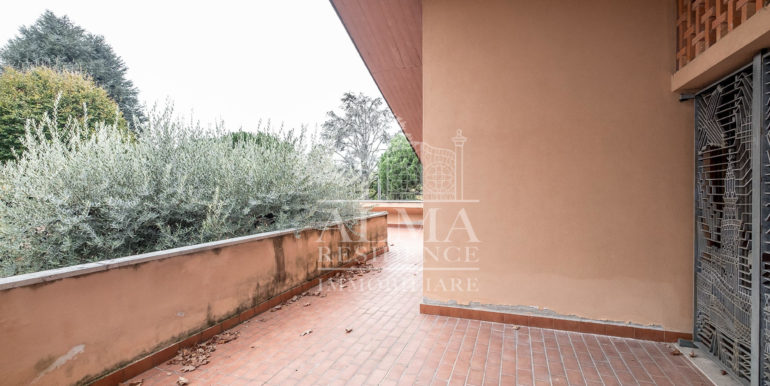 Paladina - Splendida villa singola con parco13