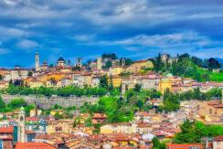 Bergamo Centro - Attico su due piani