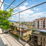 Splendido appartamento con terrazzi penultimo piano