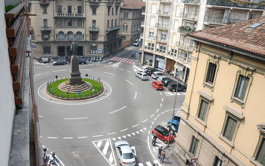 Bergamo via Garibaldi – nuovo quadrilocale con box