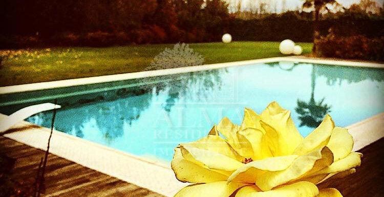 Boltiere prestigiosa villa con piscina5