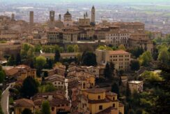 Bergamo Città Alta, Prestigioso immobile cielo terra