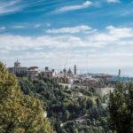 Colli di Bergamo - splendida villa con giardino