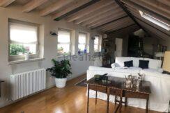 Bergamo centro - attico quadrilocale
