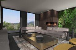 Bergamo Centro - prestigioso attico con grande terrazza