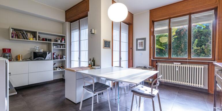 Bergamo Conca D'Oro splendido appartamento