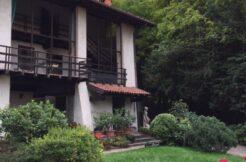 Tipica cascina Bergamasca in Cenate.