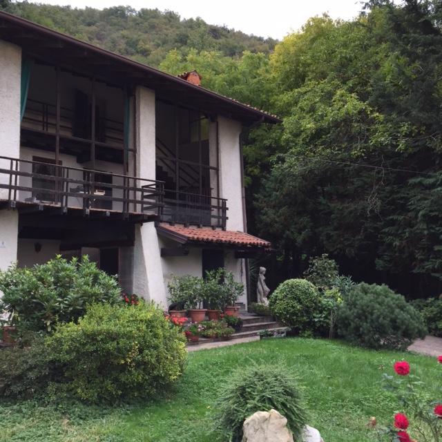 Tipica cascina Bergamasca in Cenate