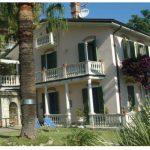 In Centro Sanremo prestigiosa Villa singola con piscina