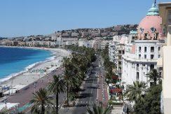 Nizza elegante appartamento centrale con terrazza