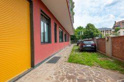Quartiere San Paolo grande appartamento al piano terra con terrazza a giardino