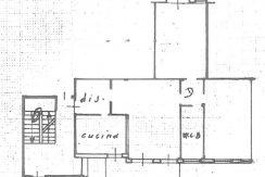 Trilocale in Valtesse con terrazzo abitabile