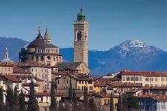Bergamo Città Alta Prestigioso quadrilocale in affitto