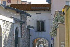 Bergamo Casa d'epoca cielo terra