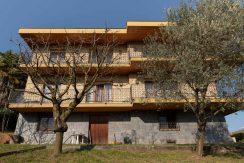 Ranica grande villa con vista panoramica