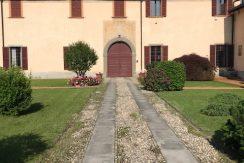 Prestigiosa abitazione in storico casale